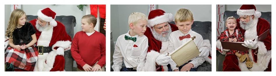 Santa Experience|Megan Myrick Photography|www.meganmyrickphotography.com