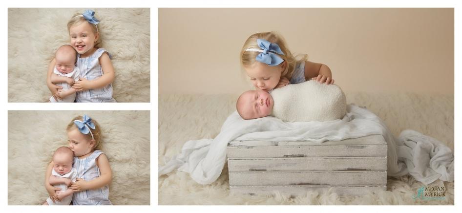 Baby boy evans richmond hill ga newborn photographer