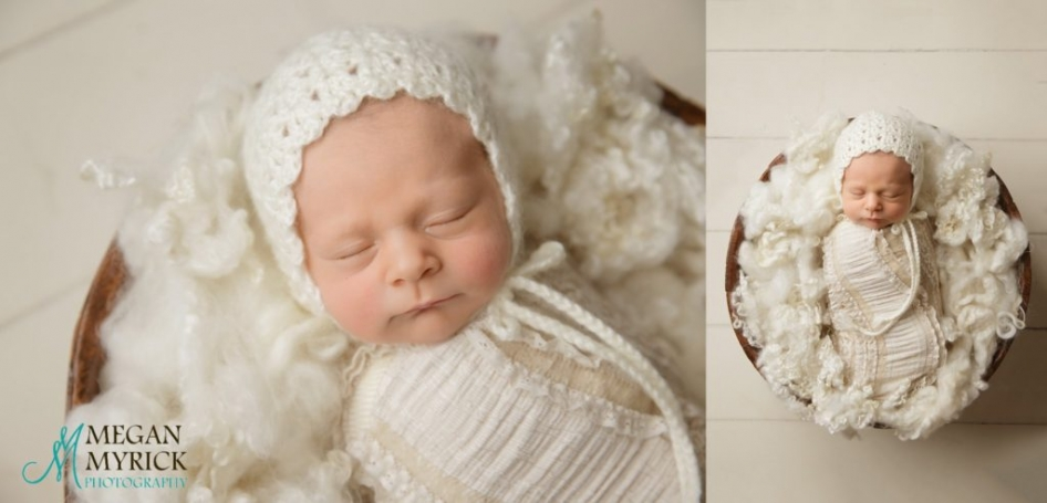 Baby MJ | Megan Myrick Photography | Richmond Hill, GA Newborn Photographer