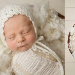 Baby MJ | Megan Myrick Photography | Richmond Hill, GA Newborn Photographer